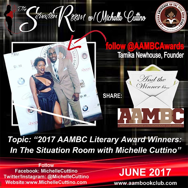 Michelle Cuttino - AAMBCAwards
