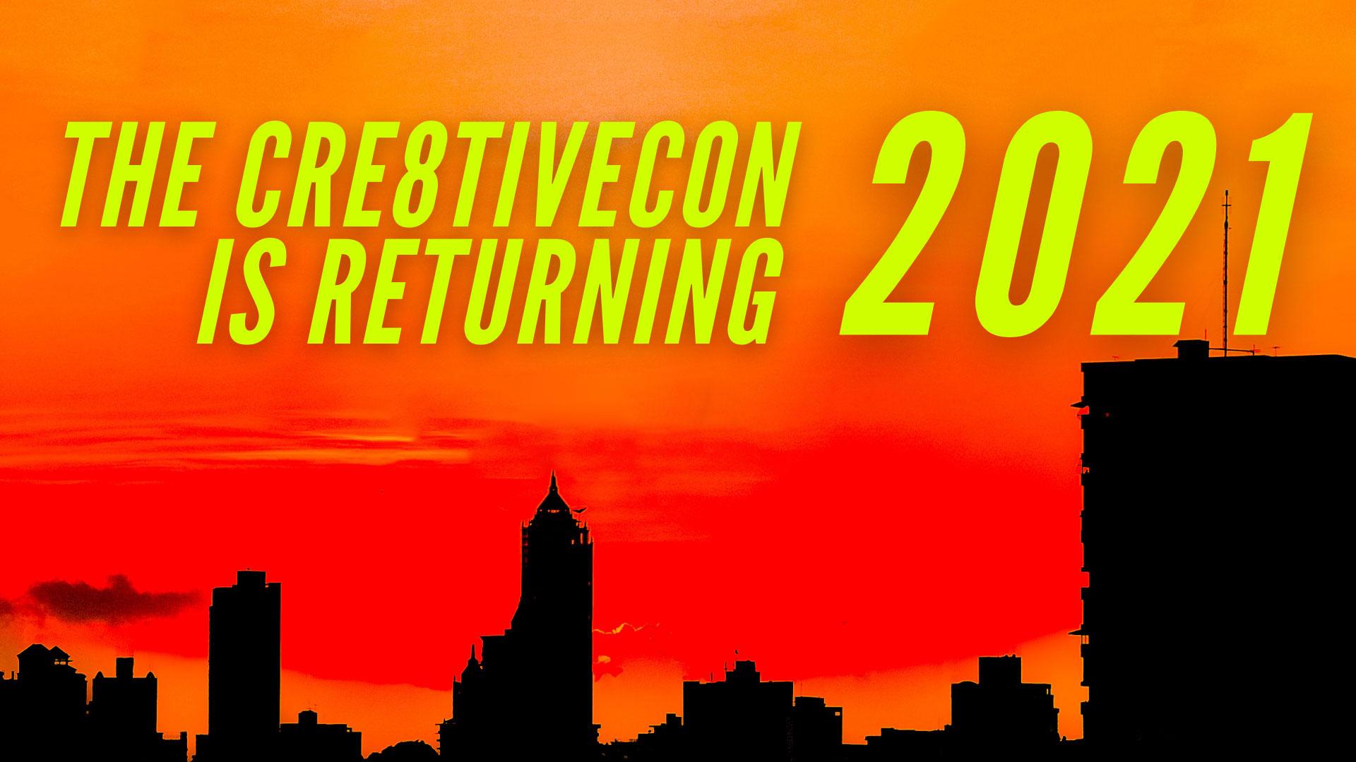2021 Cre8tiveCon
