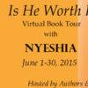 Nyeshia Book Tour Banner