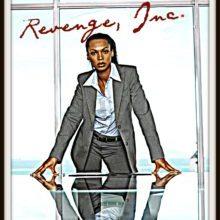 Revenge Inc book cover 9