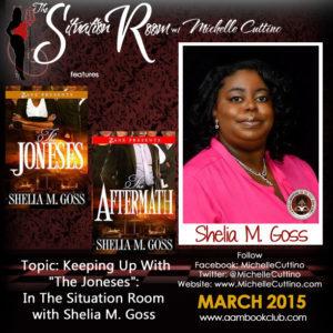 TSR Promo--Shelia M. Goss (March 2015)