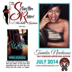 TSR Promo--Tamika Newhouse (July 2014)